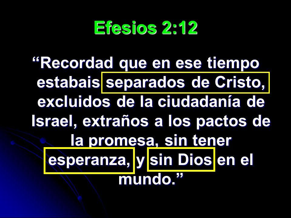 Efesios 2:12