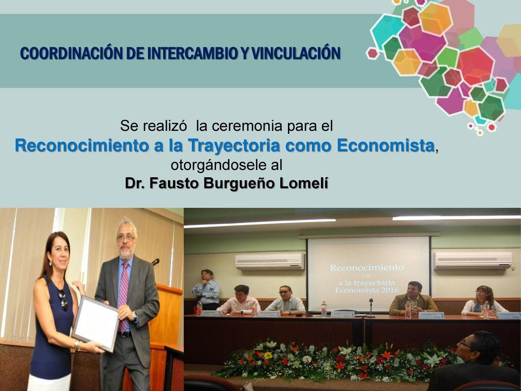 Image result for fotos de Fausto Burgueño Lomelí. Economista.-