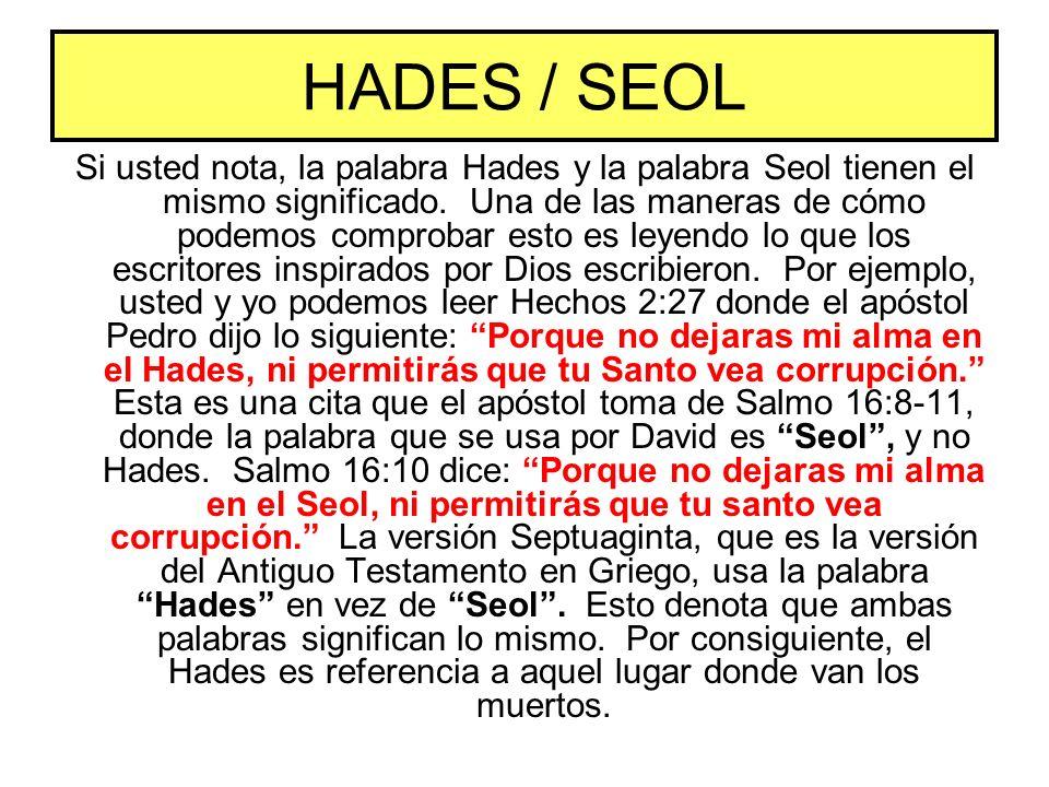 HADES / SEOL