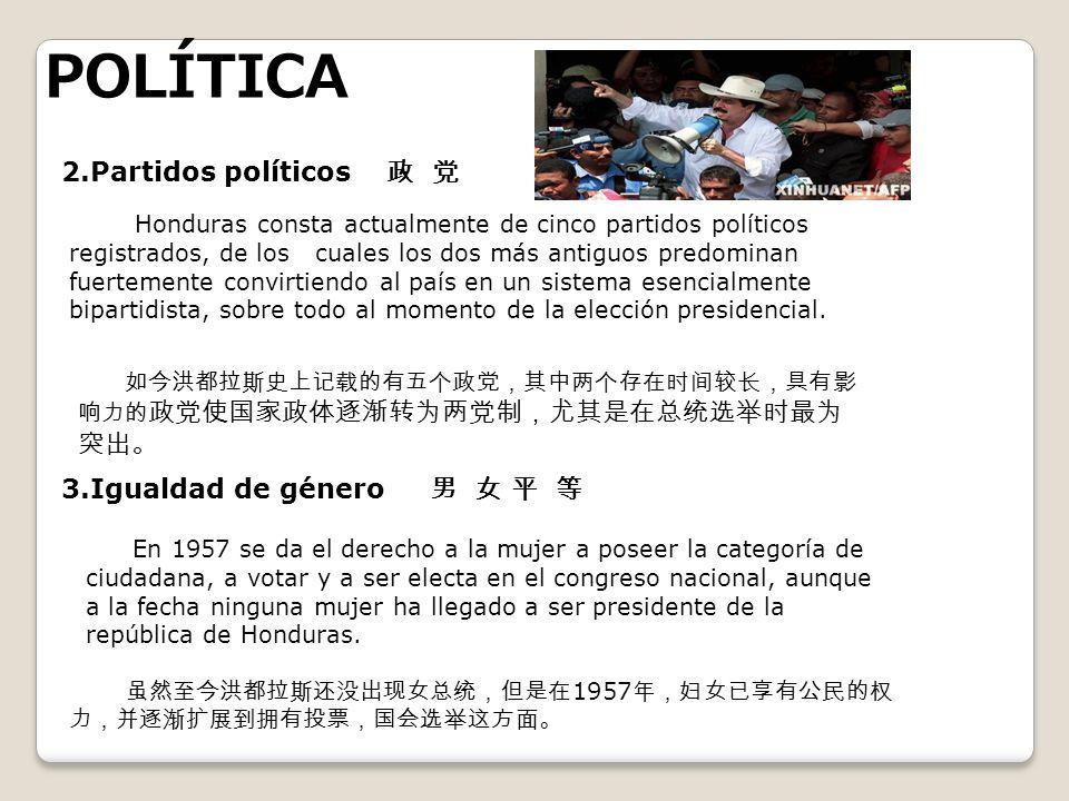 POLÍTICA 2.Partidos políticos 政 党