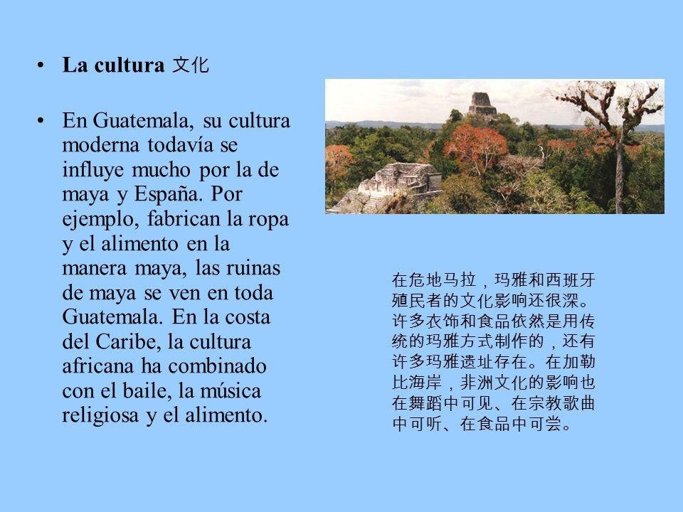 La cultura 文化