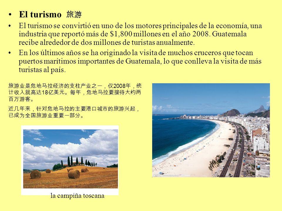 El turismo 旅游