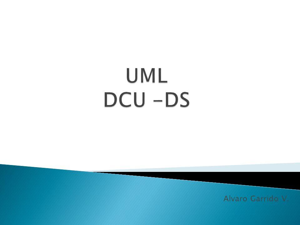 UML DCU -DS Alvaro Garrido V.