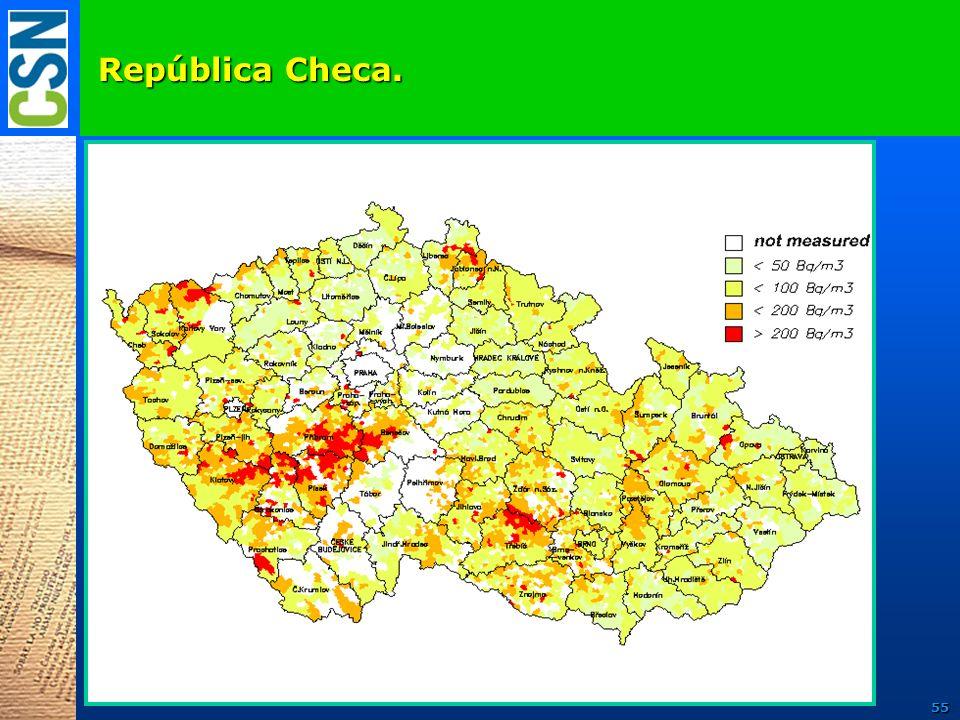 República Checa. 55