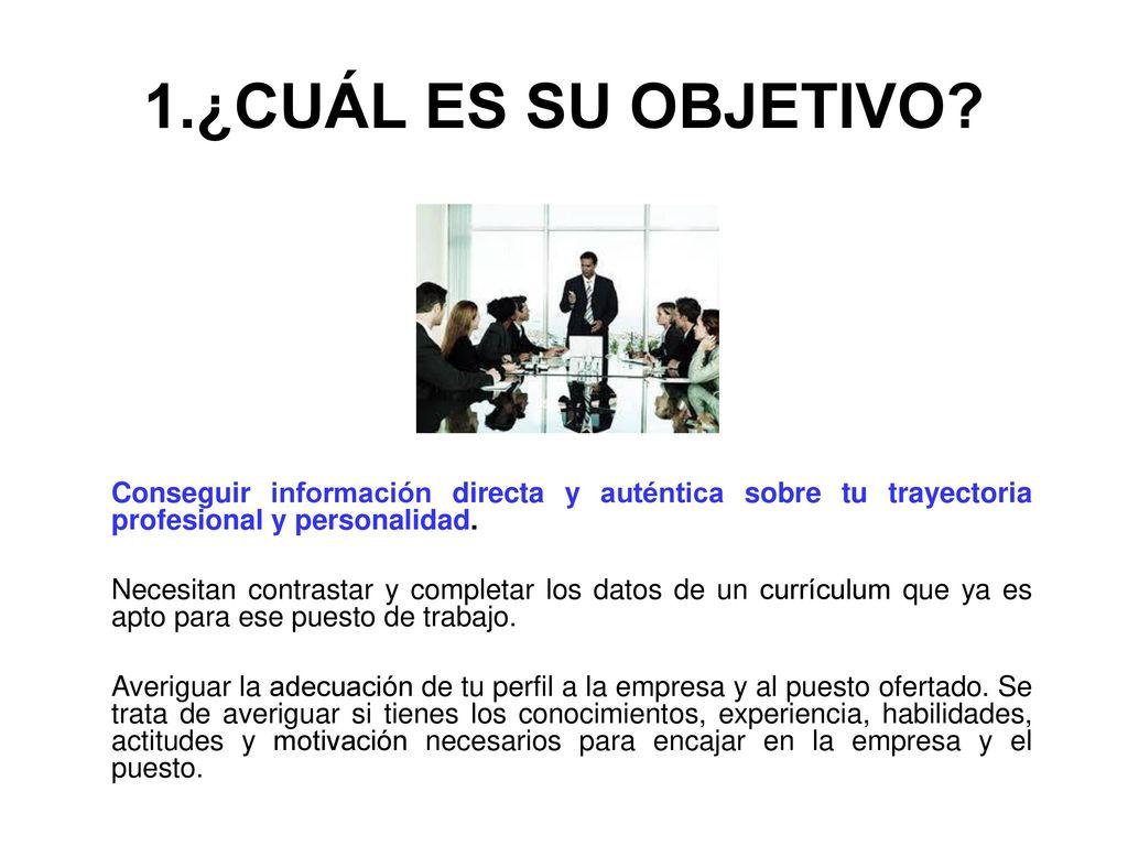 Vistoso Un Currículum Necesita Objetivo Festooning - Ejemplo De ...