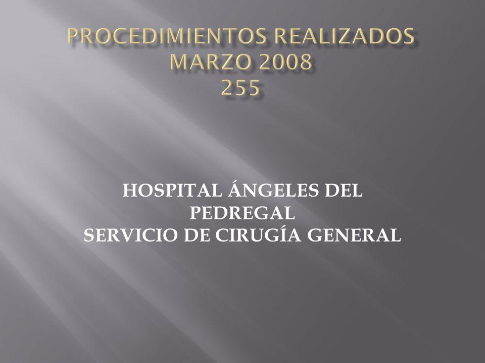 PROCEDIMIENTOS REALIZADOS MARZO 2008 255