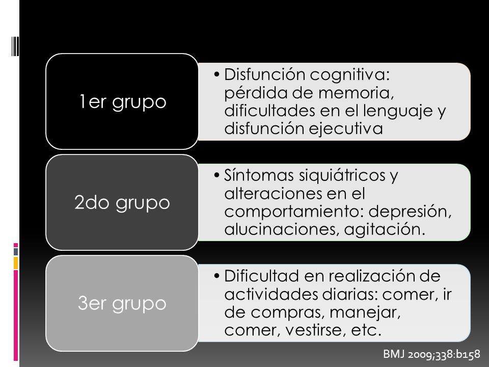 1er grupo 2do grupo 3er grupo