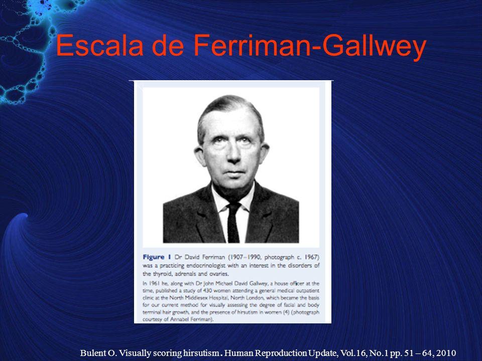 Escala de Ferriman-Gallwey