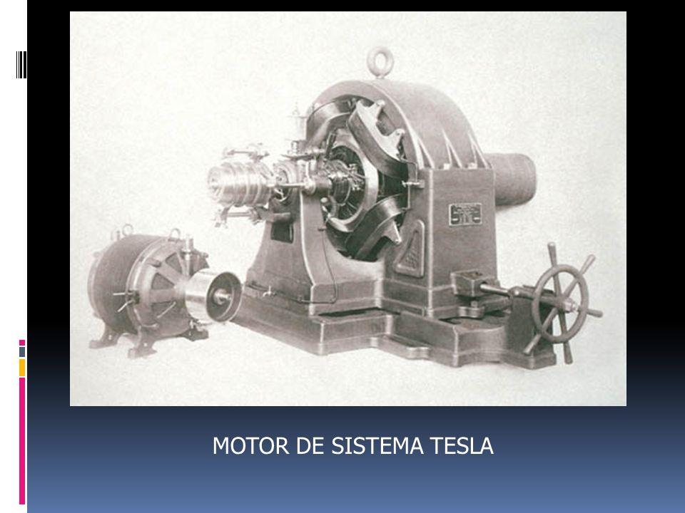 MOTOR DE SISTEMA TESLA