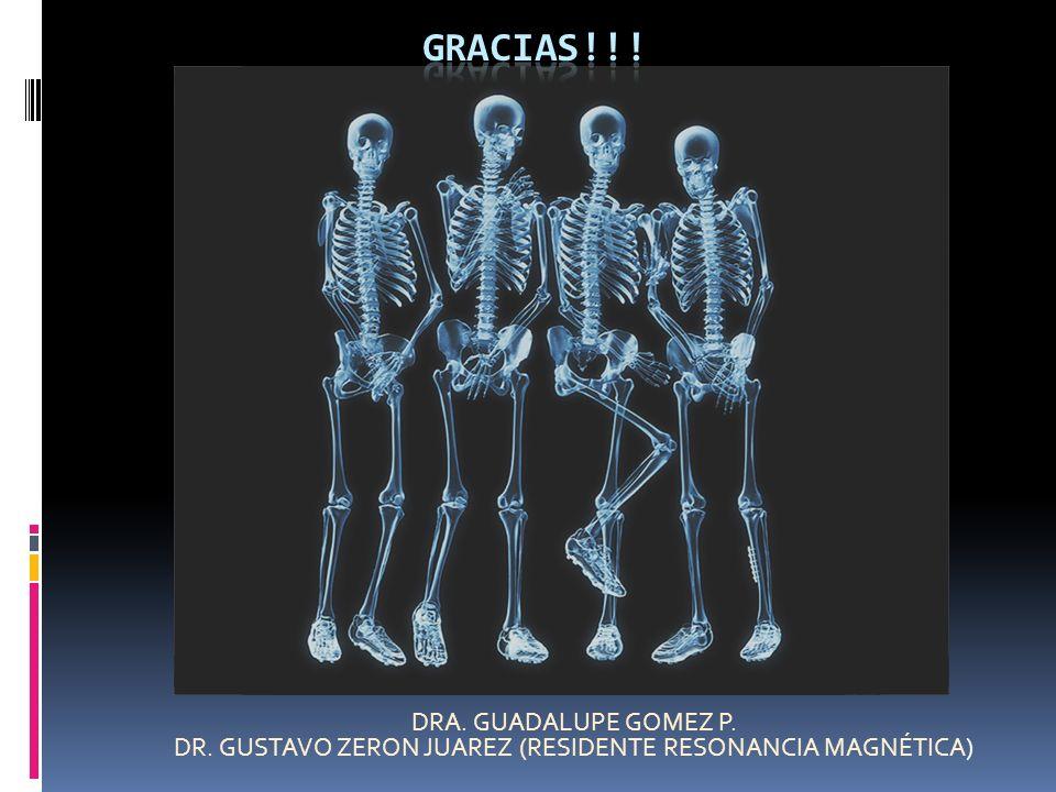 DR. GUSTAVO ZERON JUAREZ (RESIDENTE RESONANCIA MAGNÉTICA)