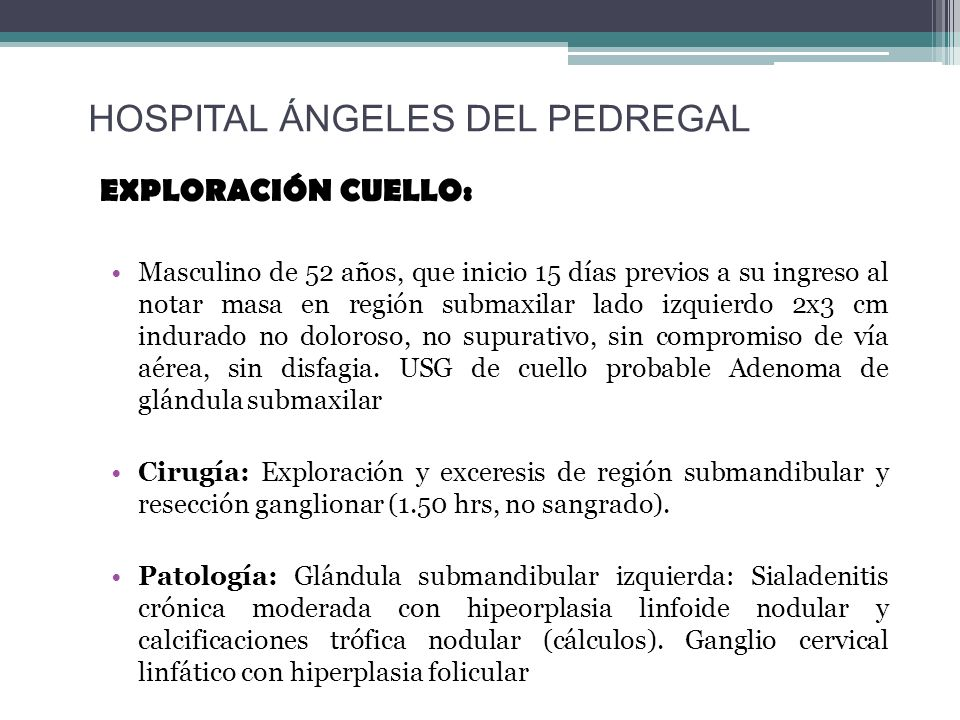 HOSPITAL ÁNGELES DEL PEDREGAL
