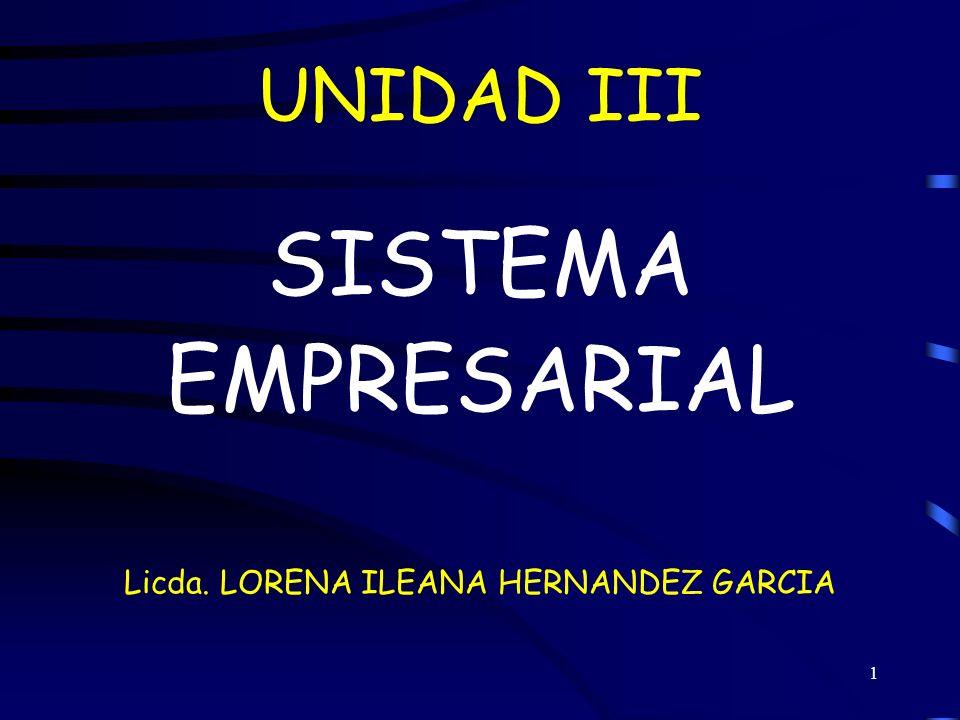 Licda. LORENA ILEANA HERNANDEZ GARCIA