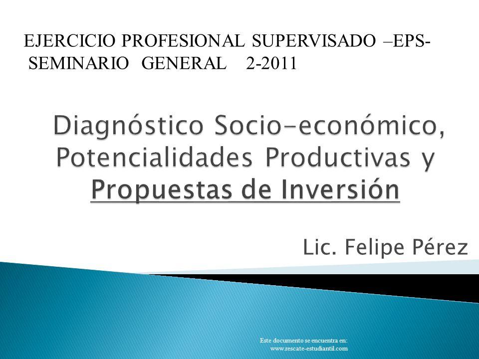 EJERCICIO PROFESIONAL SUPERVISADO –EPS-