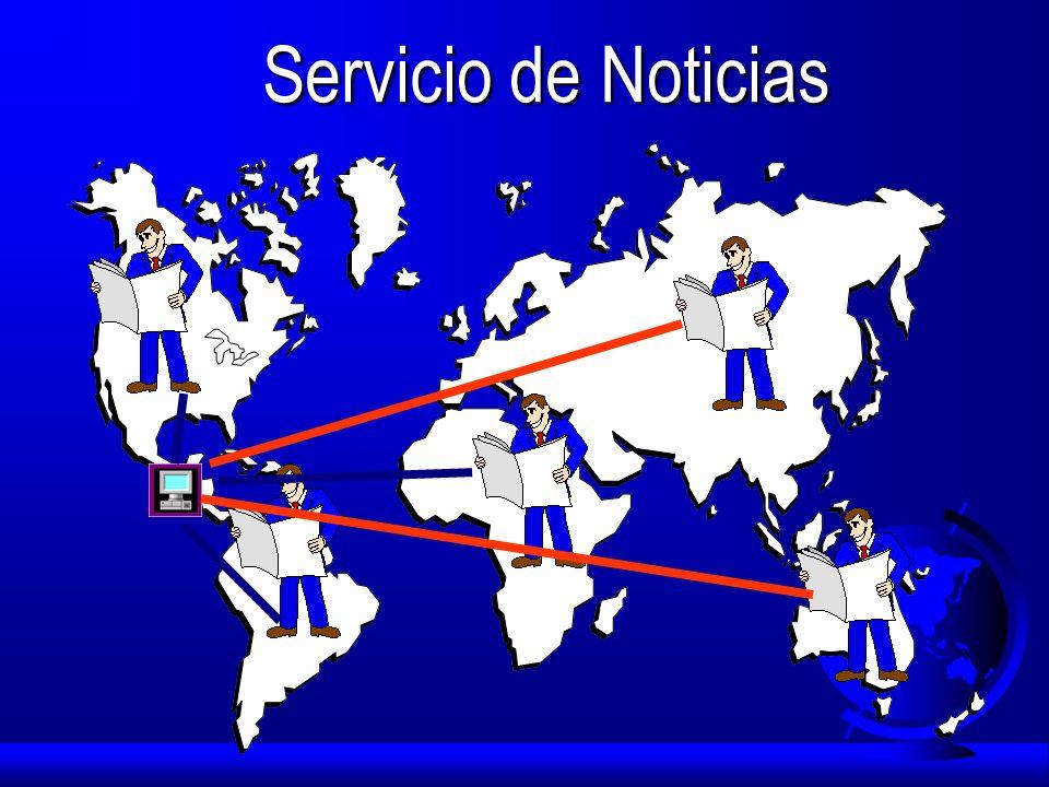 Servicio de Noticias