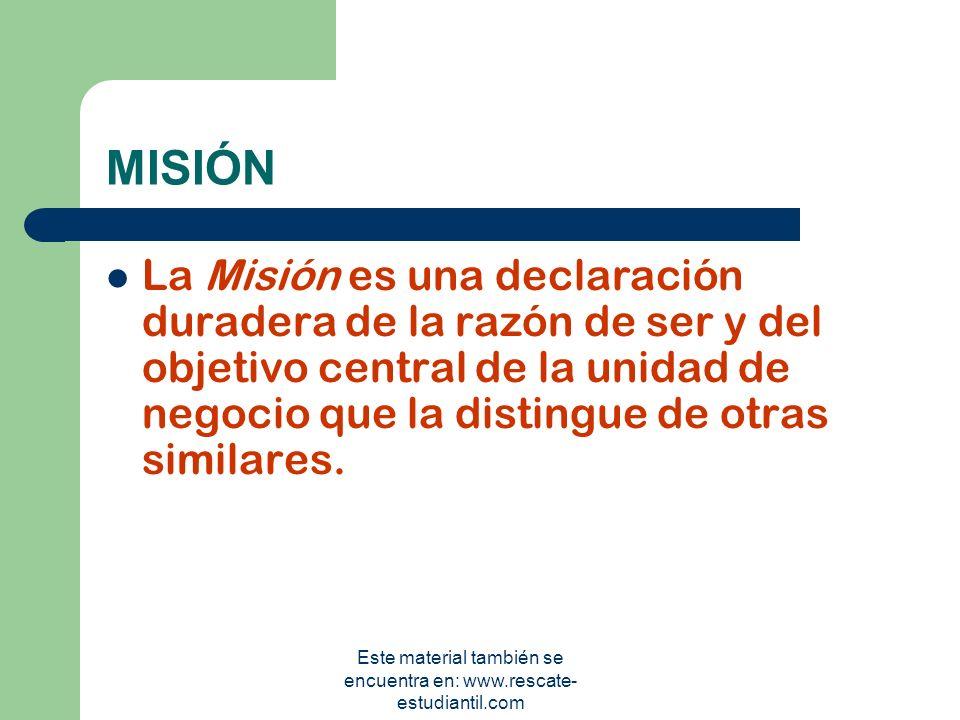 Este material también se encuentra en: www.rescate-estudiantil.com