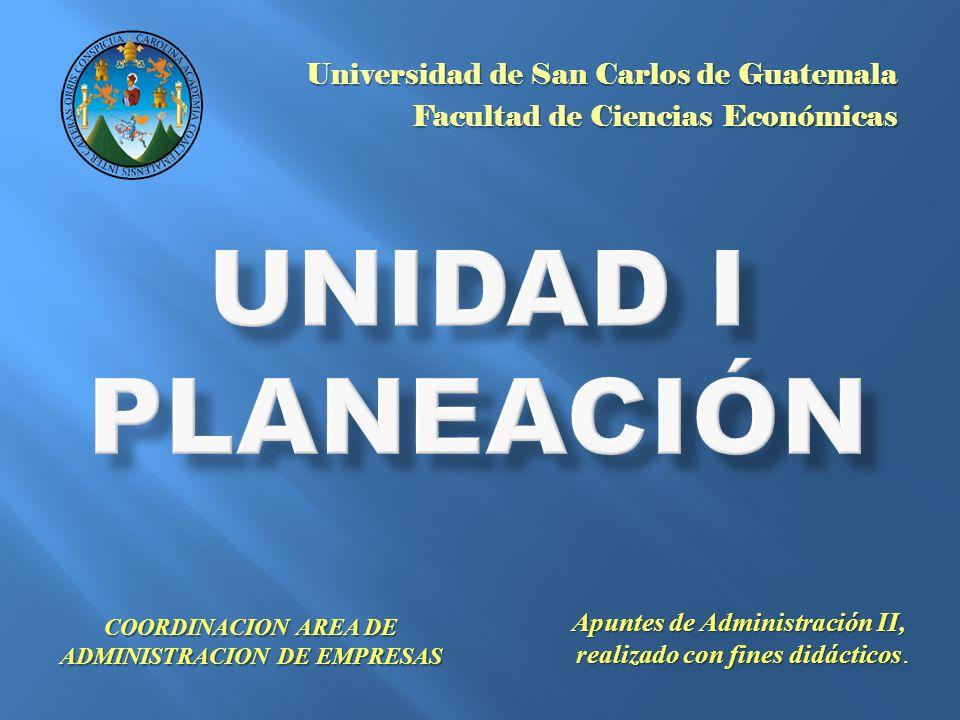 COORDINACION AREA DE ADMINISTRACION DE EMPRESAS