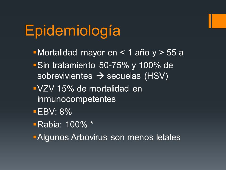 Epidemiología Mortalidad mayor en < 1 año y > 55 a