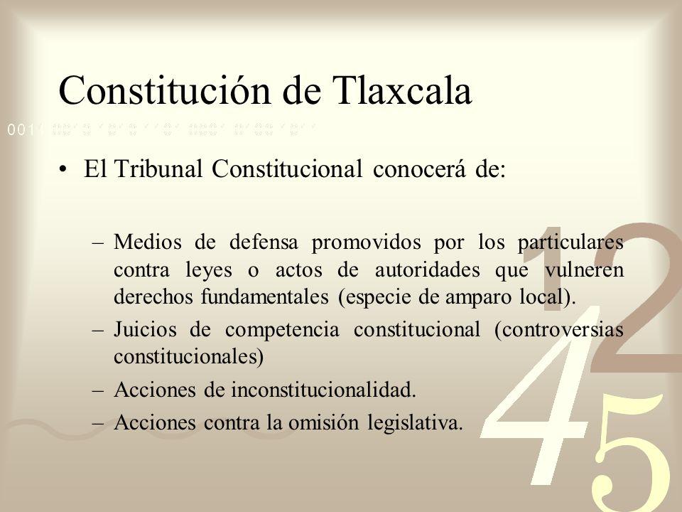 Constitución de Tlaxcala