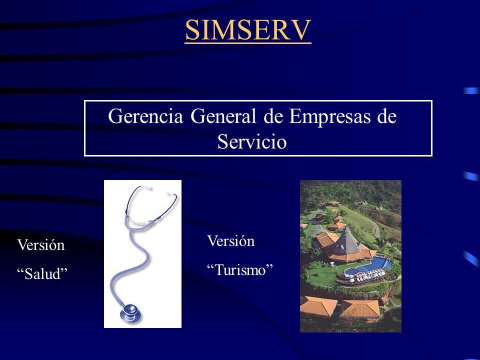 Gerencia General de Empresas de Servicio