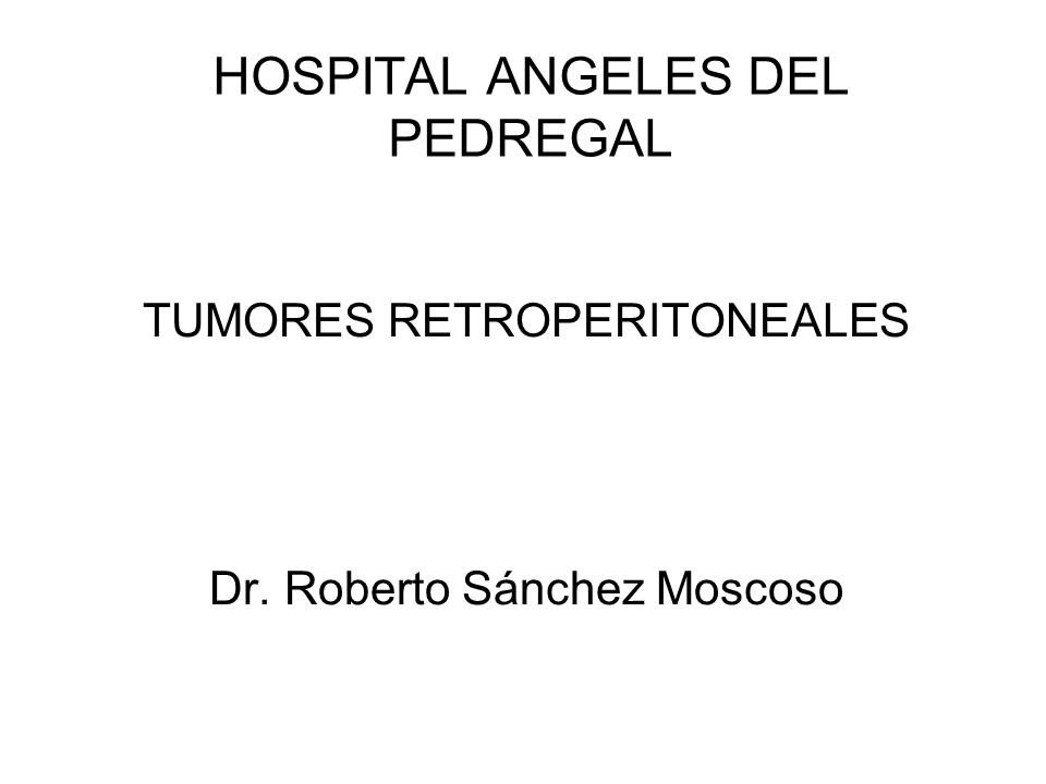 HOSPITAL ANGELES DEL PEDREGAL