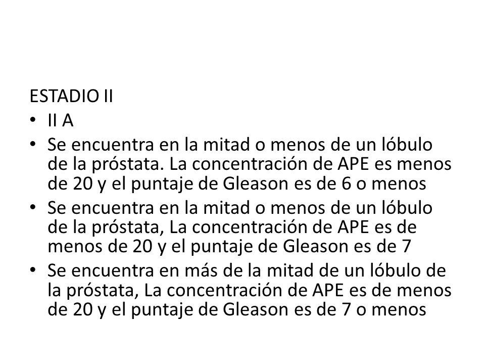 ESTADIO IIII A.