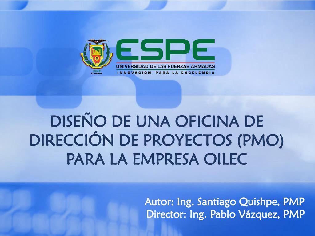 Dise o de una oficina de direcci n de proyectos pmo para for Direccion de la oficina