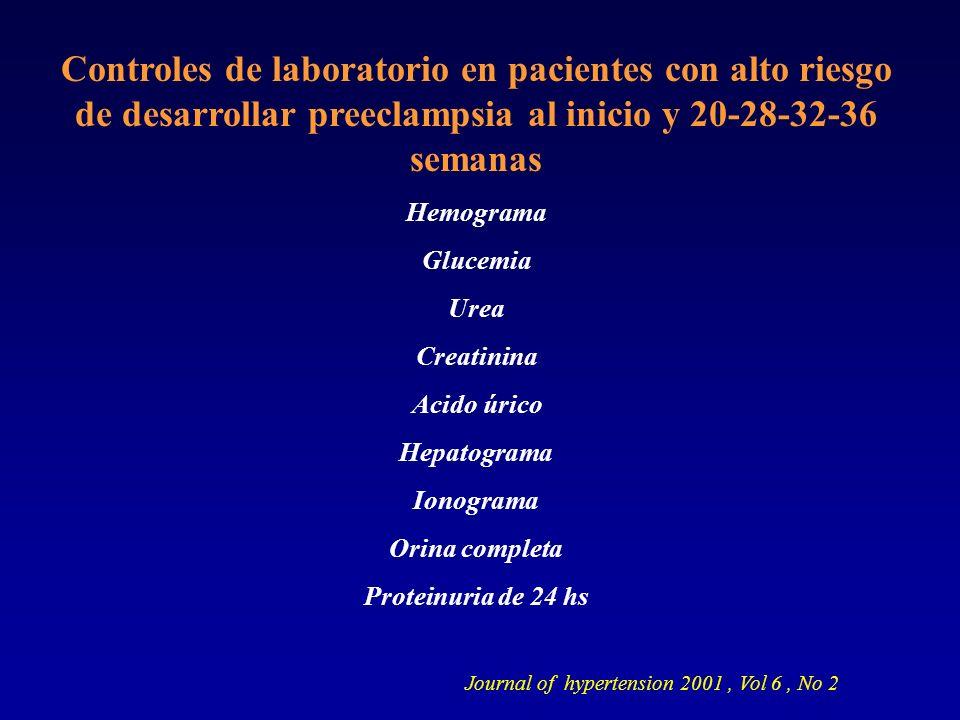 Journal of hypertension 2001 , Vol 6 , No 2