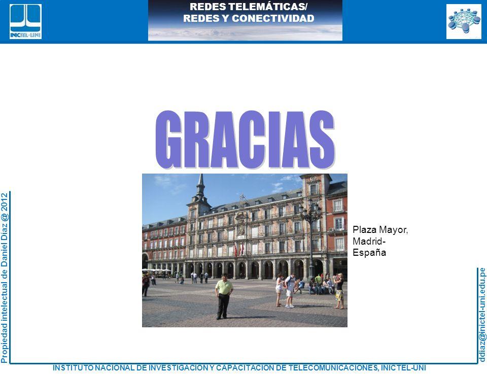 GRACIAS Plaza Mayor, Madrid- España