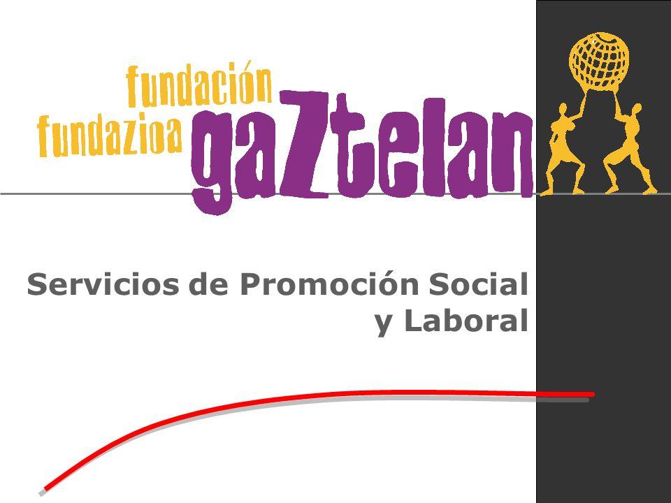 Servicios de Promoción Social y Laboral