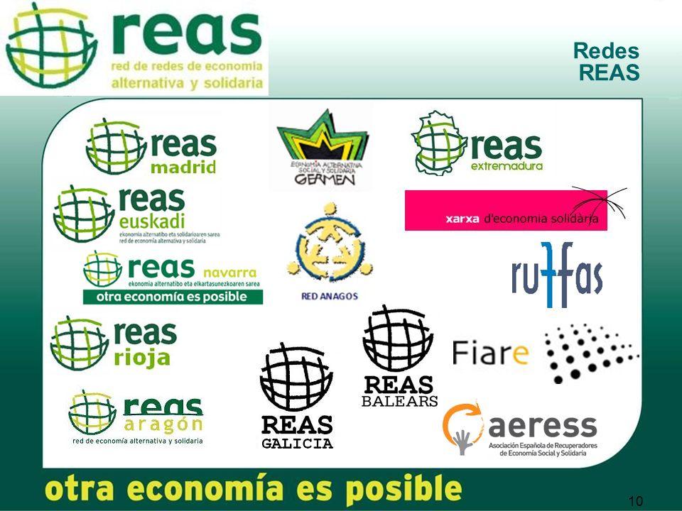Redes REAS
