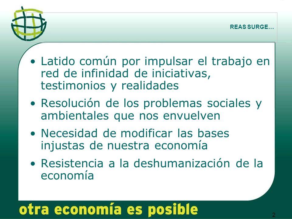 Resolución de los problemas sociales y ambientales que nos envuelven