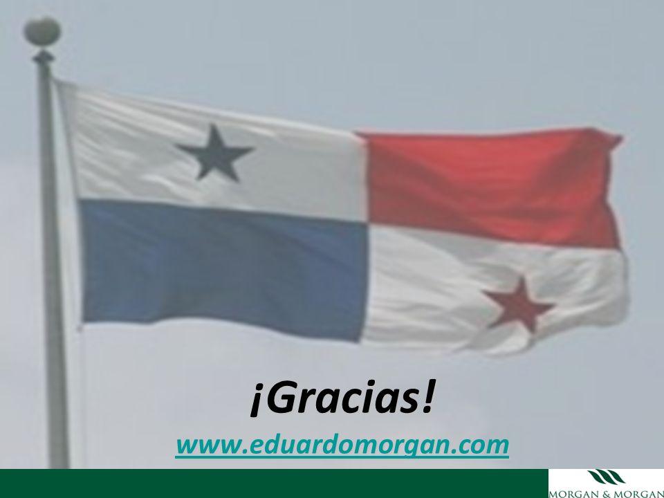 ¡Gracias! www.eduardomorgan.com