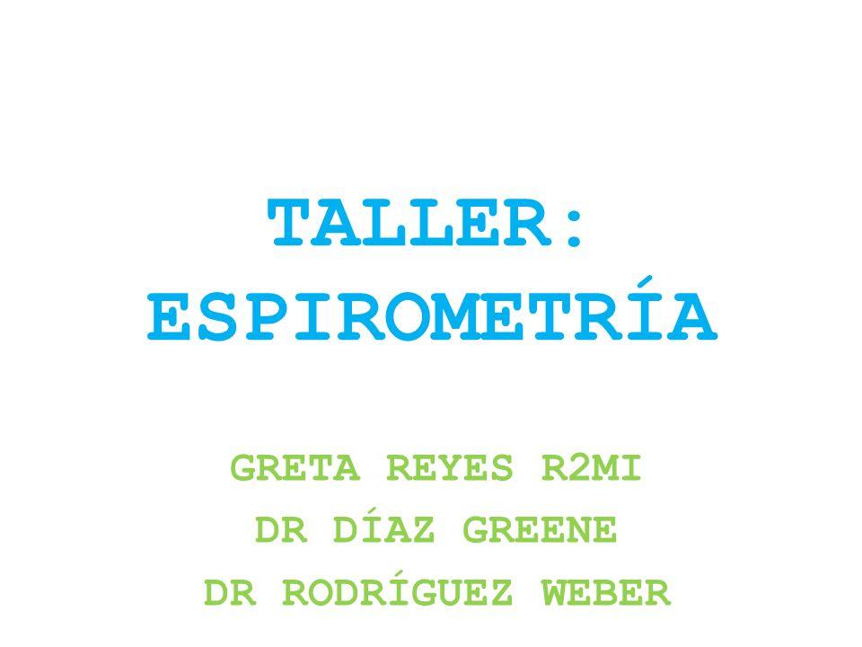 GRETA REYES R2MI DR DÍAZ GREENE DR RODRÍGUEZ WEBER