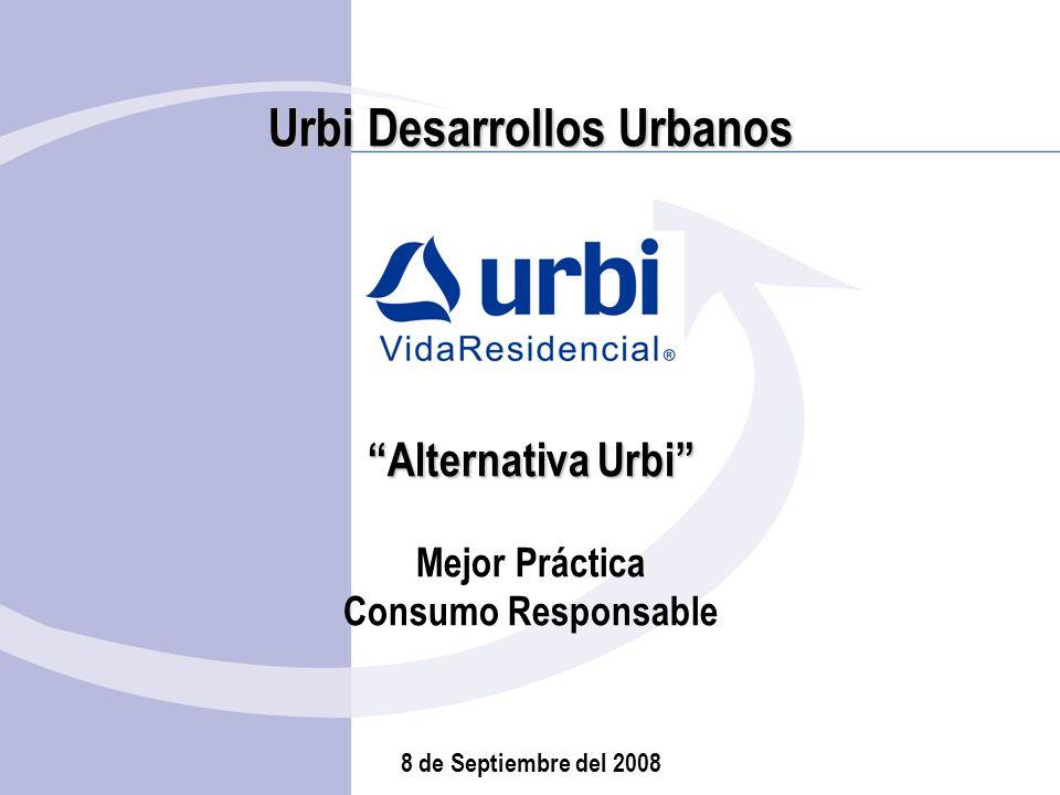 Urbi Desarrollos Urbanos