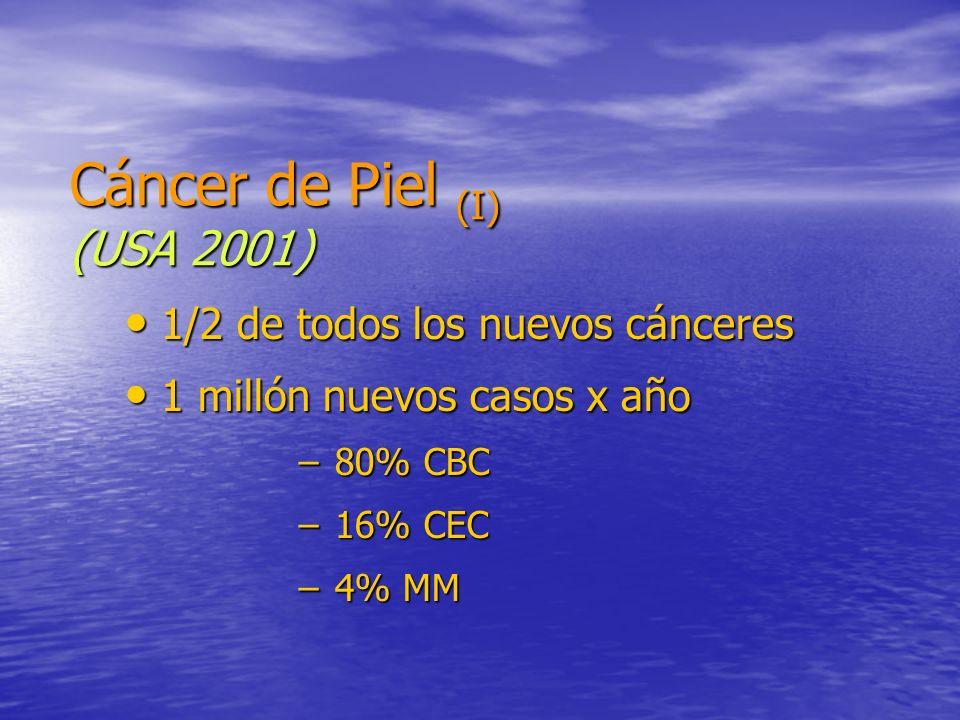 Cáncer de Piel (I) (USA 2001)