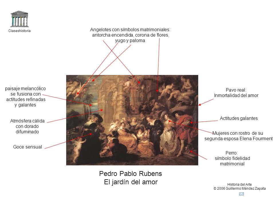 Pedro Pablo Rubens El jardín del amor
