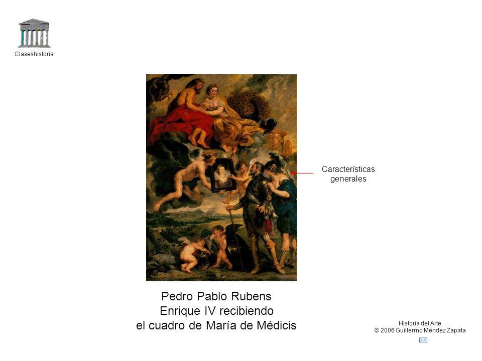 el cuadro de María de Médicis