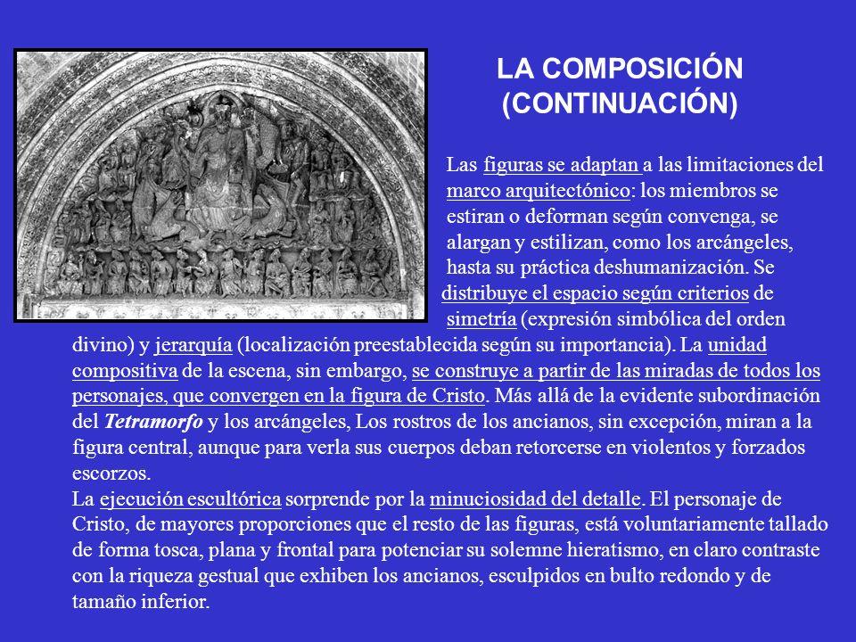 LA COMPOSICIÓN (CONTINUACIÓN)