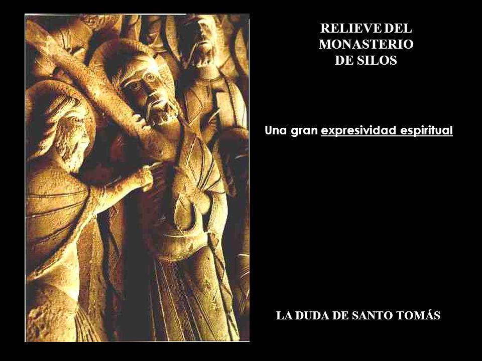 RELIEVE DEL MONASTERIO DE SILOS