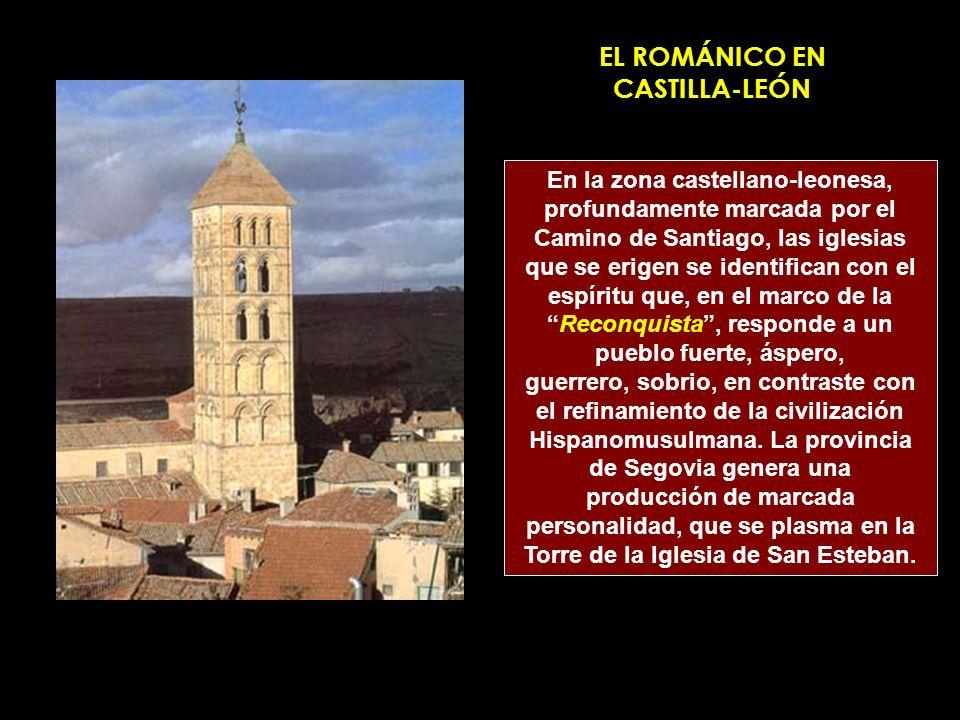 EL ROMÁNICO EN CASTILLA-LEÓN
