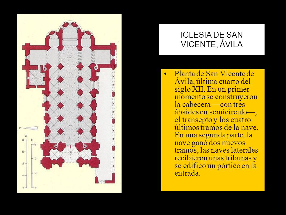 IGLESIA DE SAN VICENTE, ÁVILA