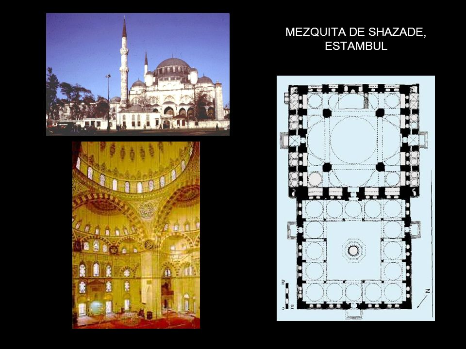 MEZQUITA DE SHAZADE, ESTAMBUL