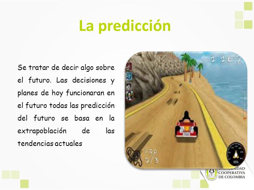 La predicción