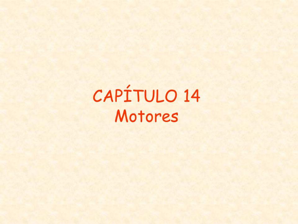 CAPÍTULO 14 Motores