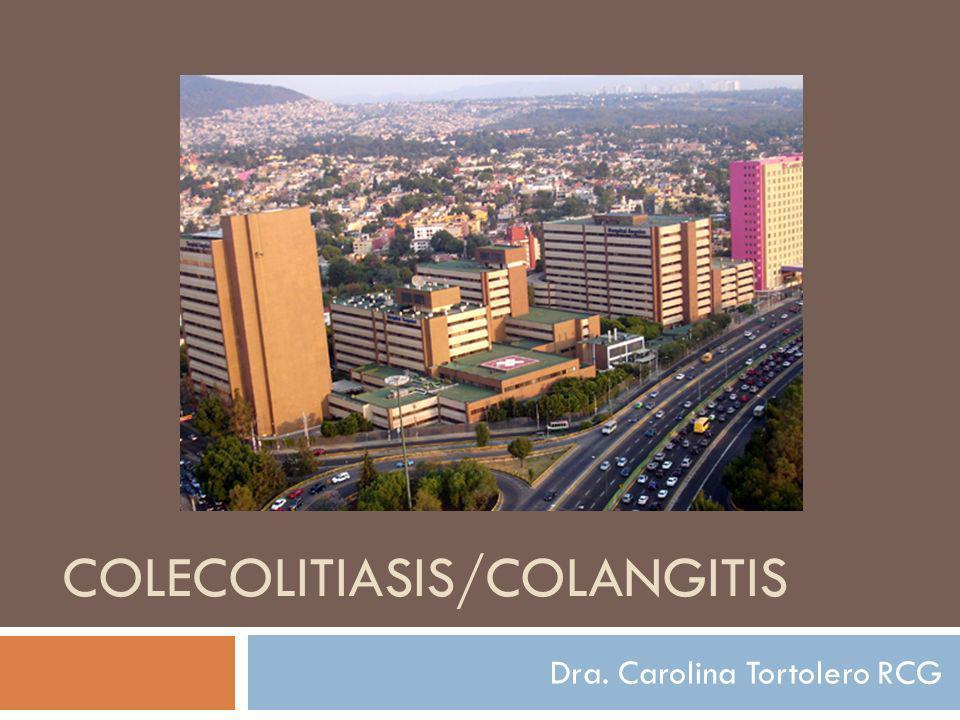 Colecolitiasis/Colangitis