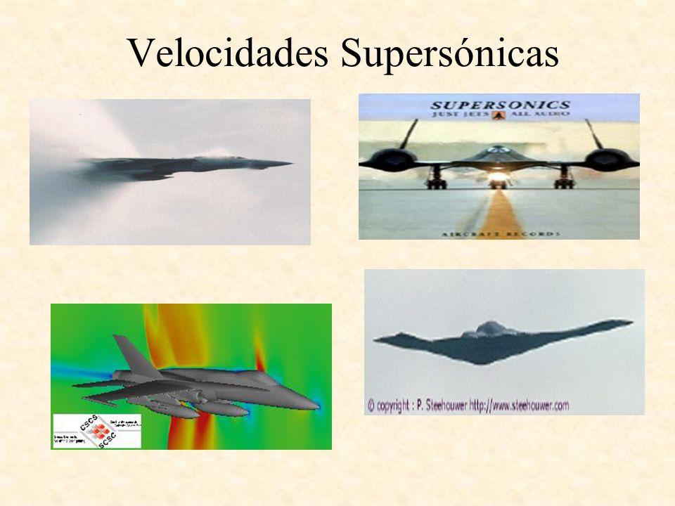 Velocidades Supersónicas