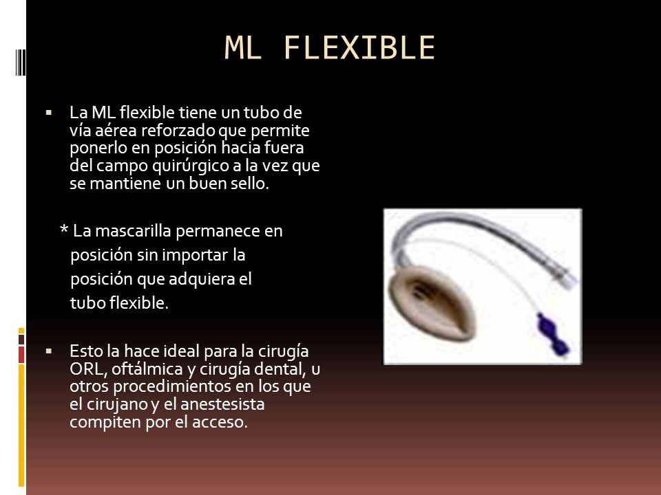 ML FLEXIBLE