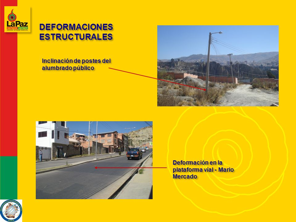 DEFORMACIONES ESTRUCTURALES