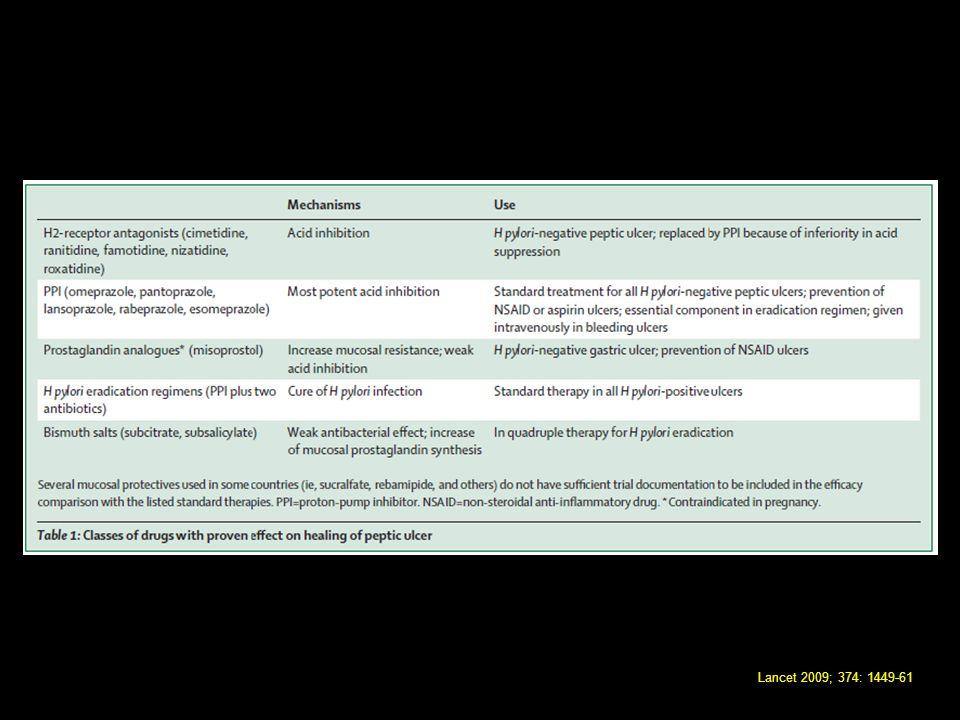Lancet 2009; 374: 1449-61