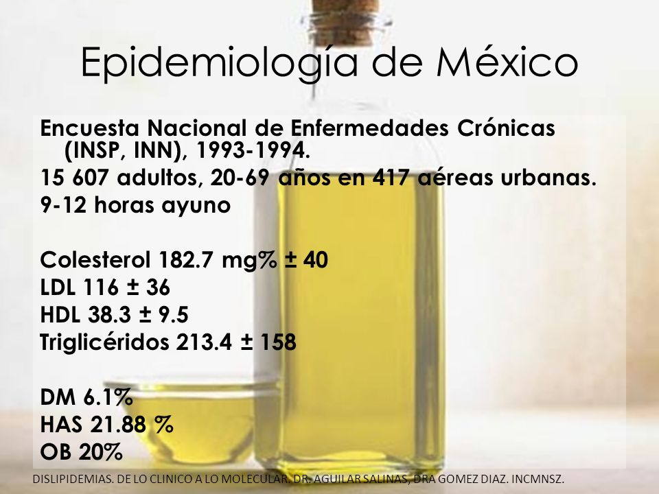 Epidemiología de México